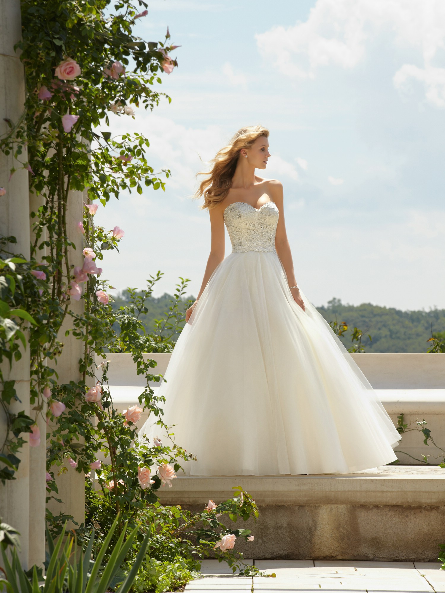 Affordable Yet Beautiful Wedding Dresses With You In Mind, Beginning With  Ball Gown Wedding Dresses For Less Than £500