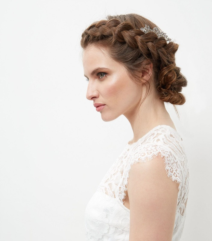 Picture New Look Wedding Hair Accessories Bridal