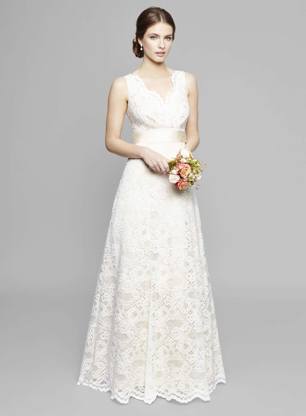 Ten Best High Street Wedding Dresses for 2016 - SaveOnTheDate
