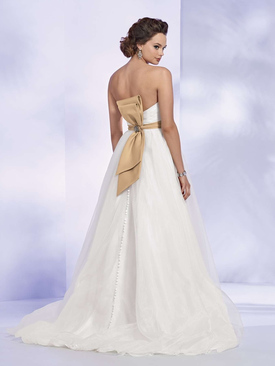 Get a Designer Wedding Dress Look for Less - SaveOnTheDate