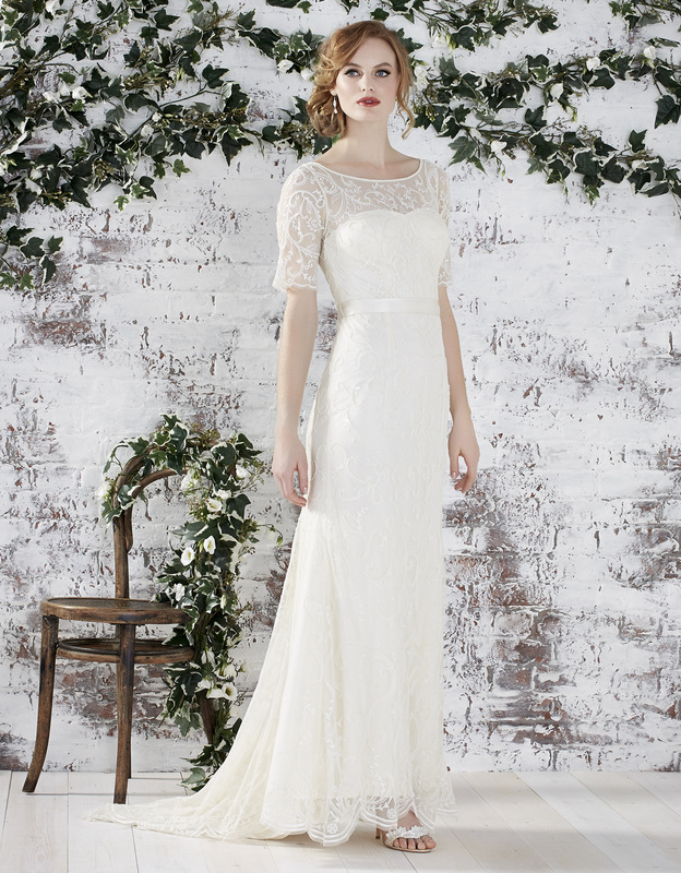 Budget Princess Wedding Dress - SaveOnTheDate