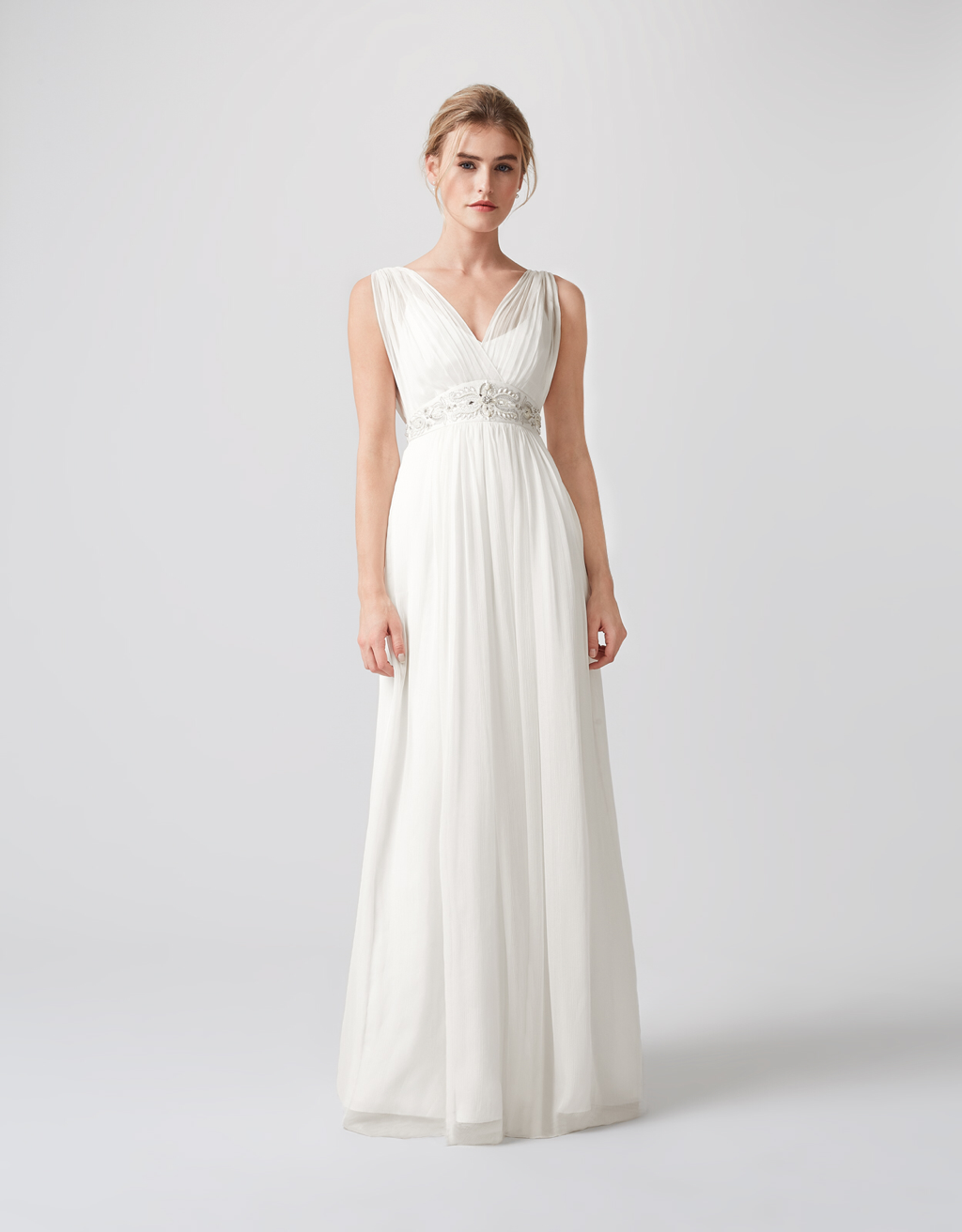 3765282a63a Budget Grecian Wedding Dress - SaveOnTheDate