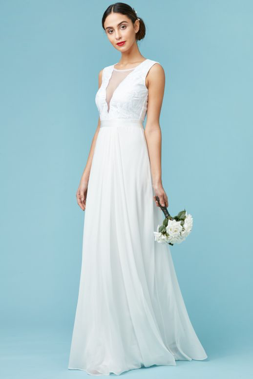 e690d540d96 Budget Grecian Wedding Dress - SaveOnTheDate